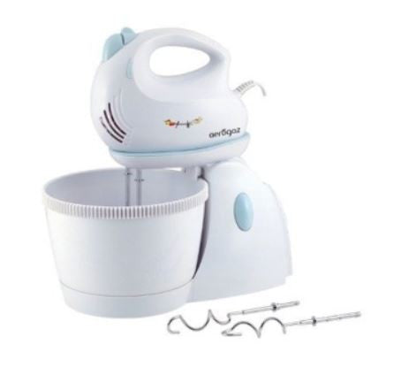 ONLY AVAILABLE AT OUR TAMPINES OUTLET -  Aerogaz Cake Mixer with Bowl – AZ2429SM