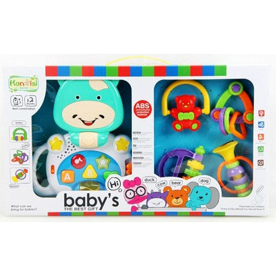 BRAND NEW BABY RATTLE MUSICAL PLAYSET
