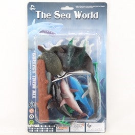 BRAND NEW THE SEA WORLD PLAY SET