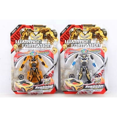 BRAND NEW WARRIOR FORMATION - BUMBLEBEE (AGES 3+)