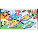 BRAND NEW BALL SHOOT 4-IN-1 ACTION GAME SET