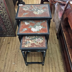 NEST OF VINTAGE TABLE - (Kallang Bahru)