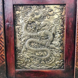 ANTIQUE TIBETAN CABINET - (Kallang Bahru)