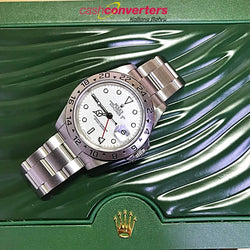 ROLEX EXPLORER II MEN'S WATCH - (Kallang Bahru)