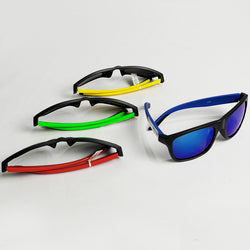 Uni 2 Tone Sunglasses (Selected Stores)
