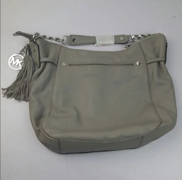 Michael Kors Grey Hobo Bag