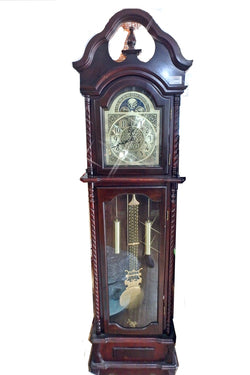 A TALL GRANDFATHER'S CLOCK FOR DISPLAY ONLY  - (Kallang Bahru)