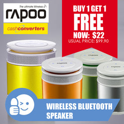 Rapoo Wireless Bluetooth Speaker