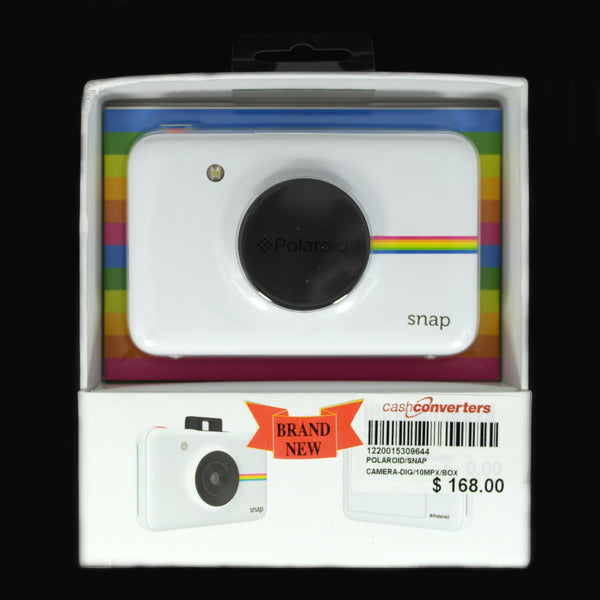 BRAND NEW POLAROID SNAP INSTANT PRINT DIGITAL CAMERA