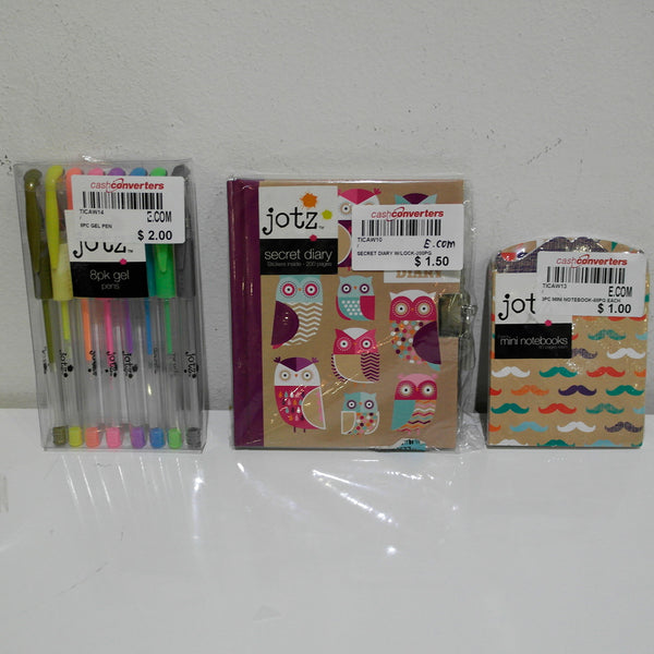 Brand New Stationary Set