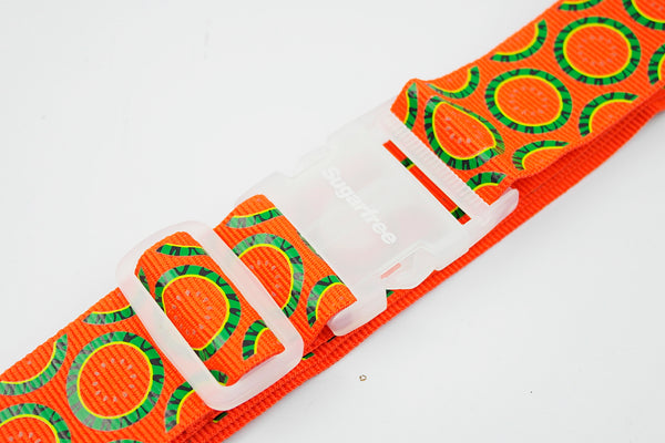 Online - Travel Luggage Belt - Straps in 6 colorful designs