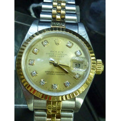 ONLY AVAILABLE OFFLINE - Rolex Oyster Perpetual Datejust Ladies Watch