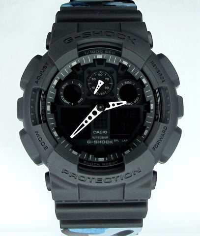 ONLY AVAILABLE AT OUR BEDOK OUTLET - Casio GA100 1A1DR Quartz Men's Watch
