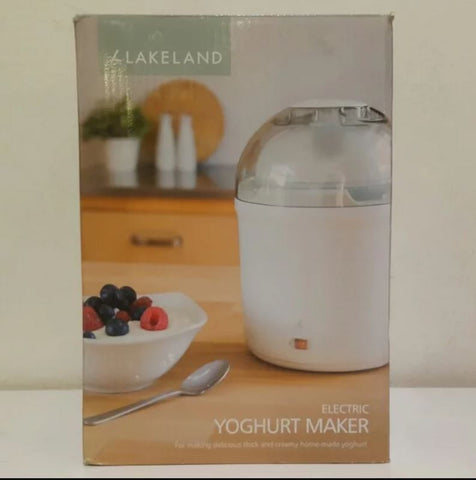 Yogurt Maker Electric Lakeland