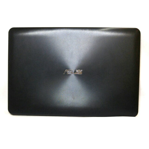 "ASUS 15.6"" Black Stainless Steel Notebook"