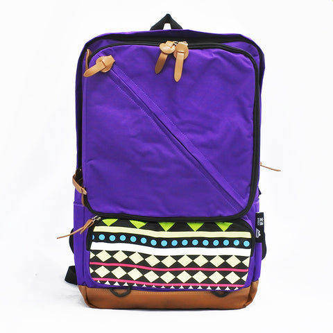 Backpack With Tribal Pocket (Selected Stores)