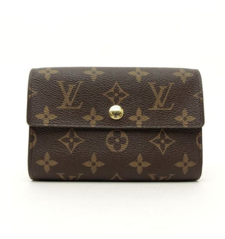 ONLY AVAILABLE OFFLINE - Louis Vuitton Pre-loved tri-fold Wallet