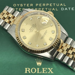 ONLY AVAILABLE AT OUR TOA PAYOH OUTLET - ROLEX WATCH 16233