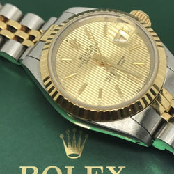 ONLY AVAILABLE AT OUR TOA PAYOH OUTLET - ROLEX LADIES WATCH 69173