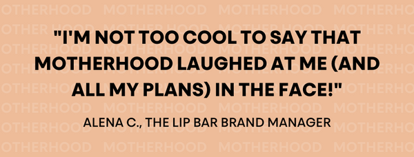 The Lip Bar Motherhood Self-Care Hot Mama