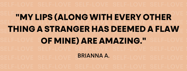 The Lip Bar Brianna Arps Self-Love