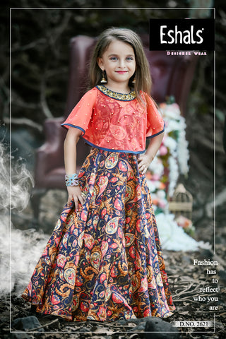 ESHALS NEW GOWN COLLECTIONS  - 2621
