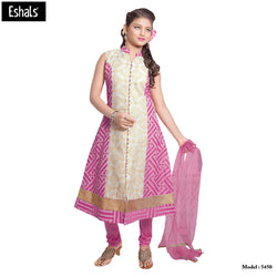 Eshals Stylish Printed Longtop (anarkali suit) -5450