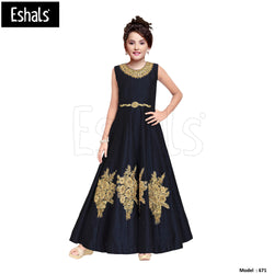 Eshals Long Gown Partywear -671