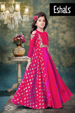 Eshals New Gown Partywear - 2285