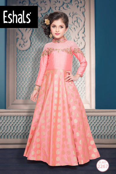 Eshals New Partywear Gowns - 2267