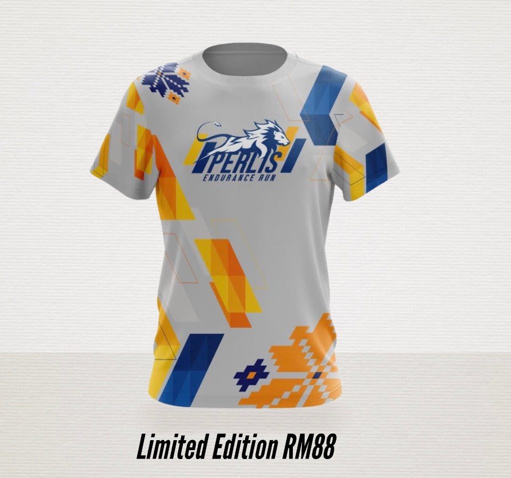 PERLIS ENDURANCE RUN T-SHIRT