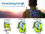 RAIDLIGHT OLMO 20L ULTRA VEST (WITHOUT BOTTLES)