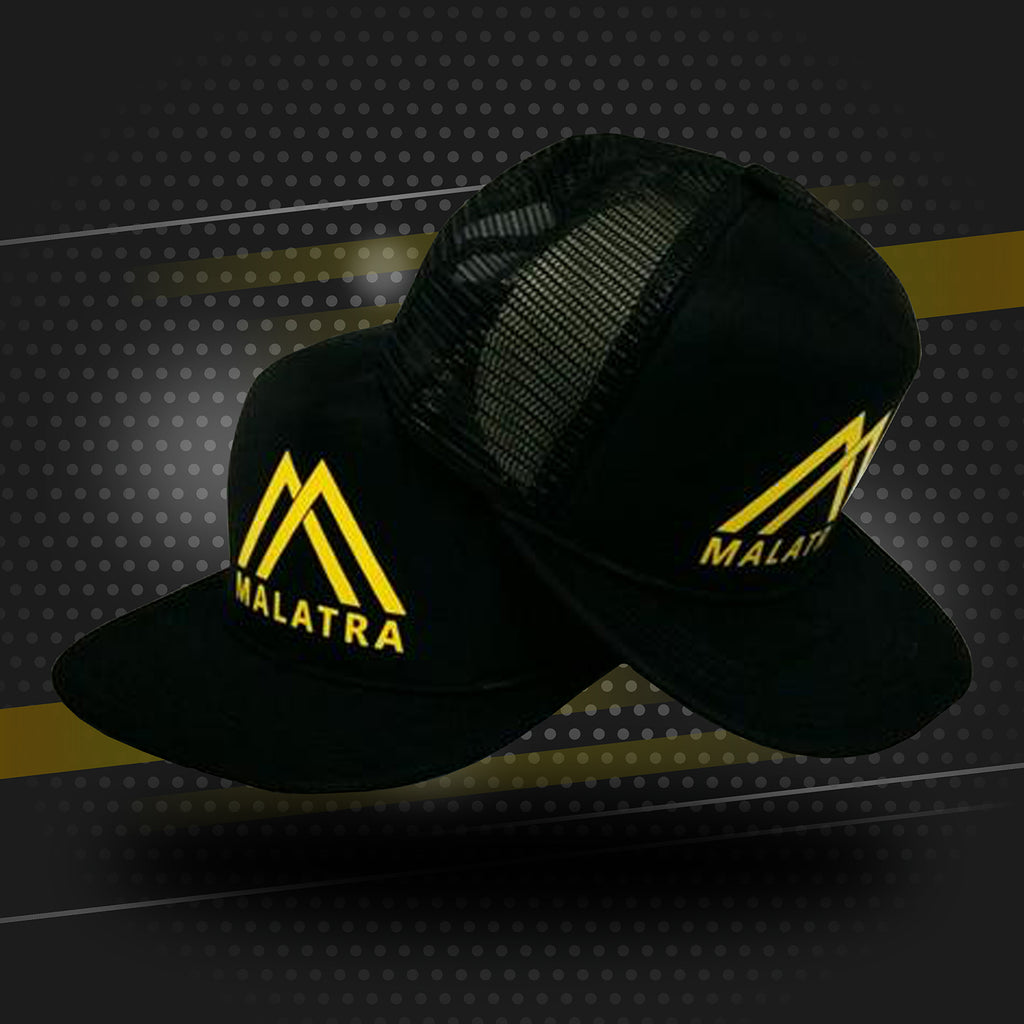 OFFICIAL MALATRA TRUCKER CAP Type A