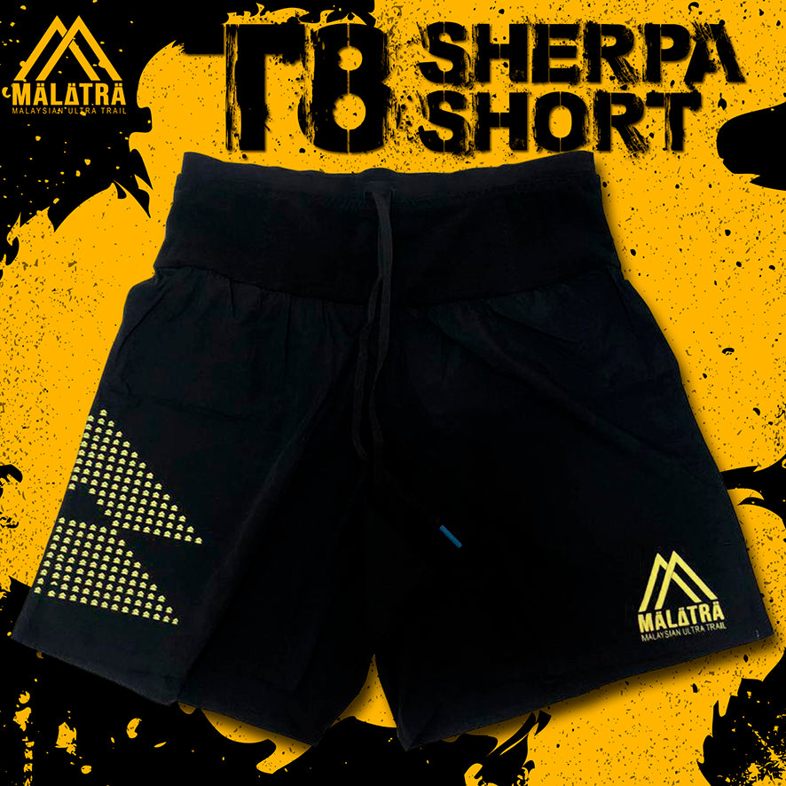 Limited Edition Malatra T8 Sherpa Short - Men