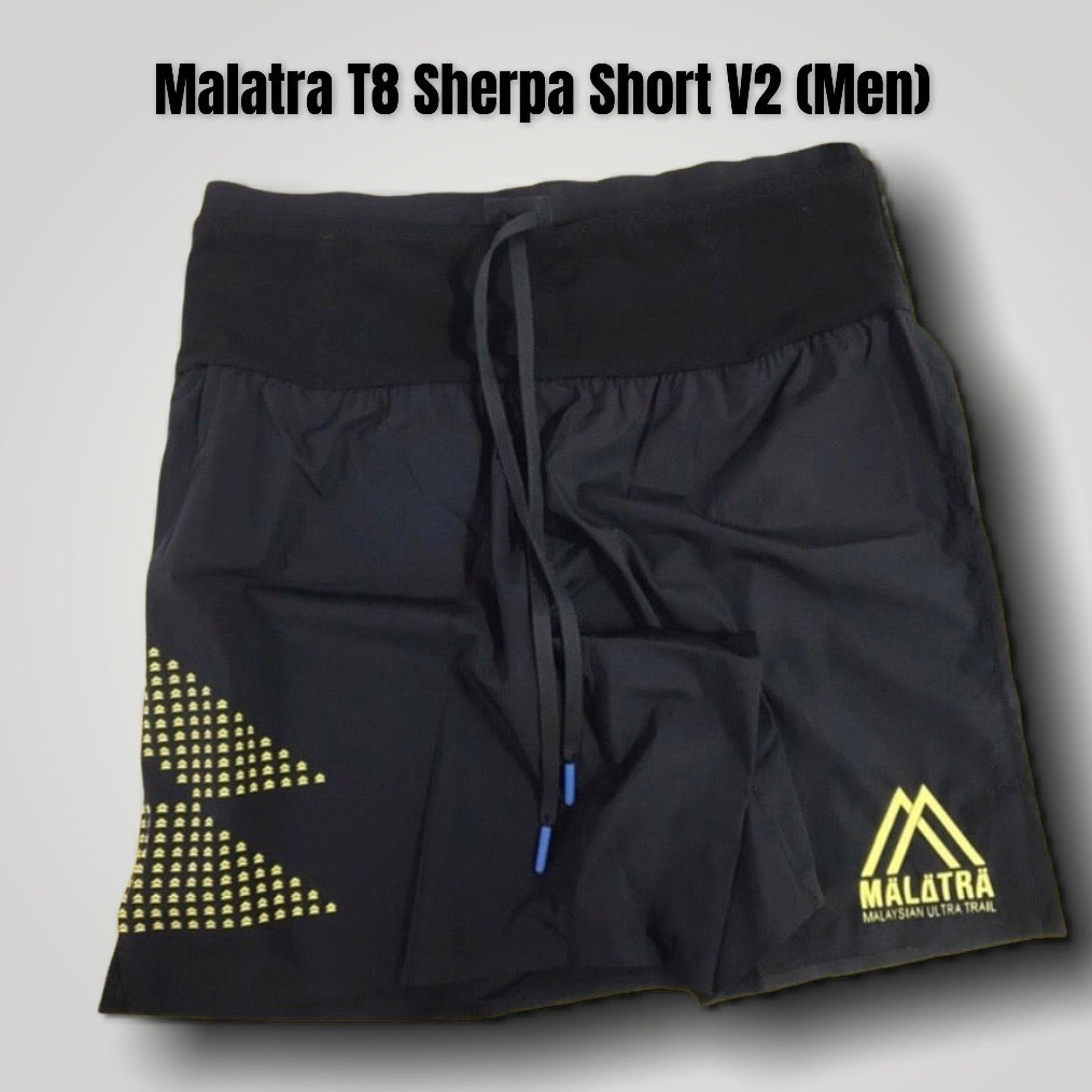 New Malatra T8 Sherpa Short V2 - Men