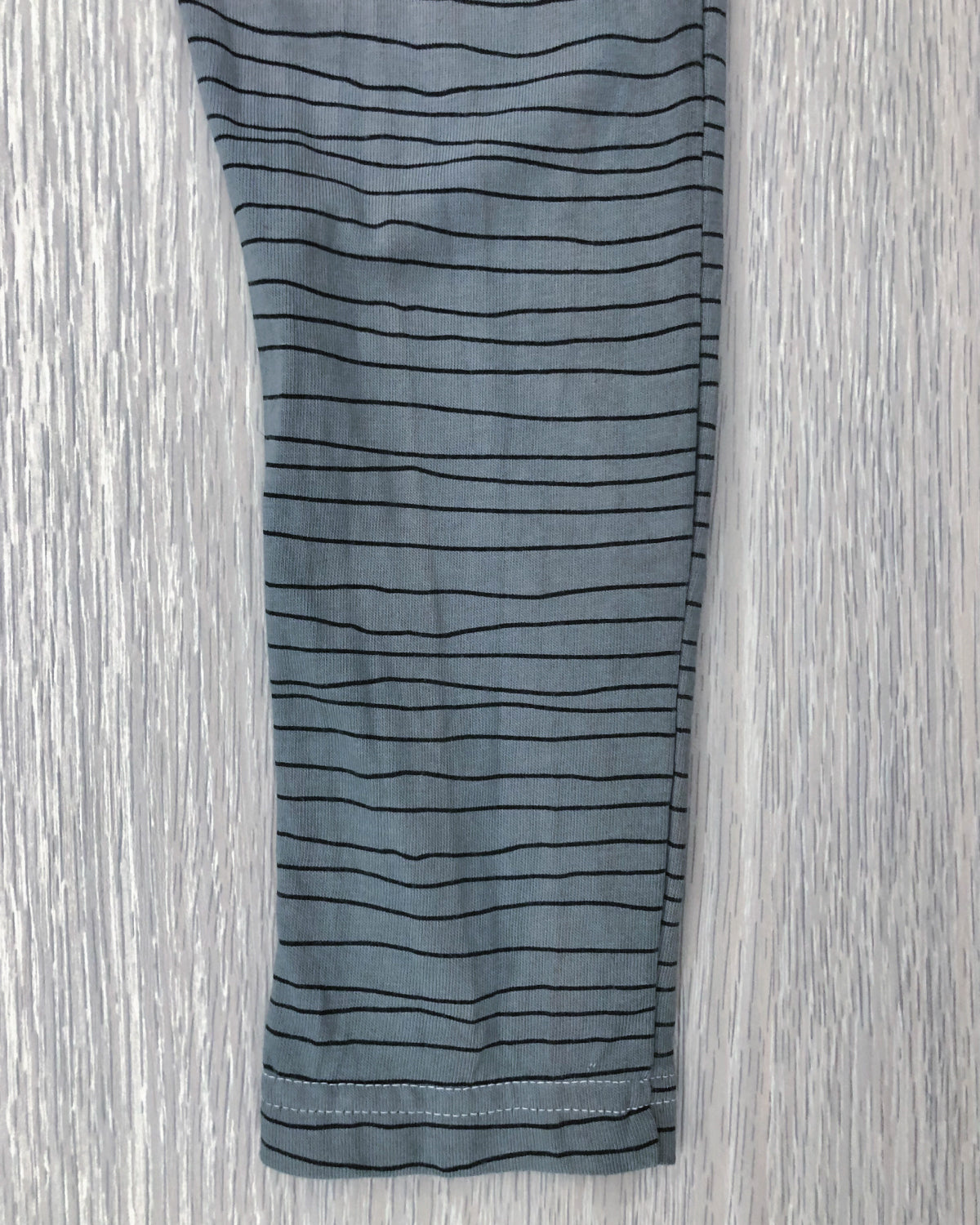 Talei Loosey Striped Pants Grey Dip