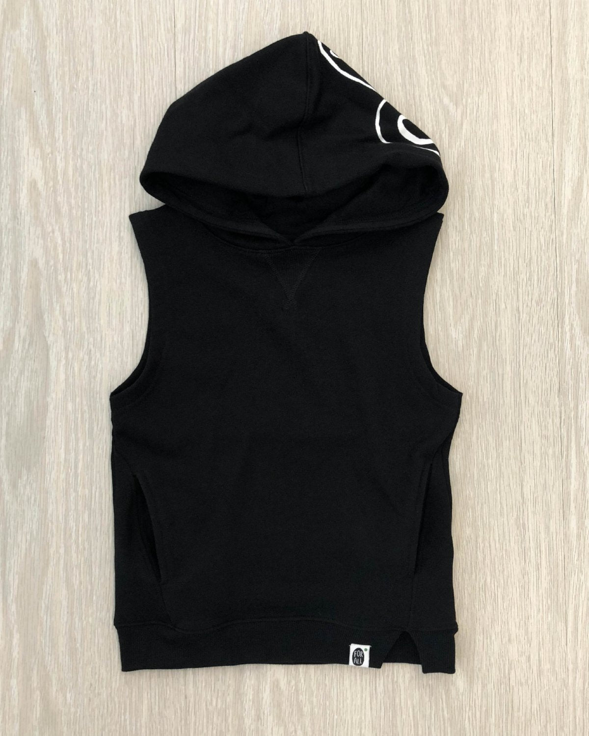 On the DL Hooded Vest