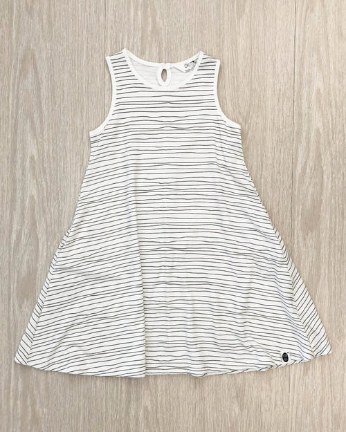 Milla's Striped Swing Dress