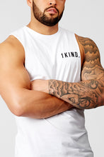 1KIND Signature Tank Top, White