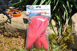 The Pocket Shot Arrow Pouch 3 pack