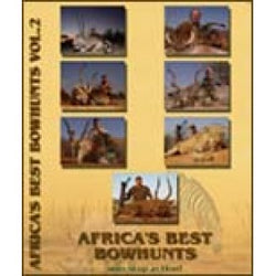 DVD Africa's Best Bowhunts Vol 2