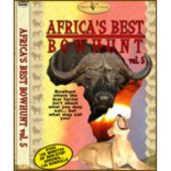 DVD Africa's Best Bowhunts Vol 5