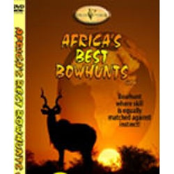 DVD Africa's Best Bowhunts Vol 6