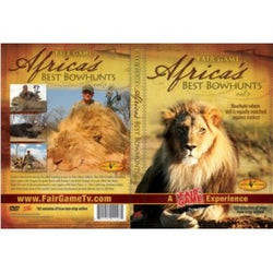 DVD Africa's Best Bowhunts Vol 7