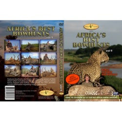 DVD Africa's Best Bowhunts Vol 9