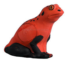 Rinehart Poison Arrow Red Frog