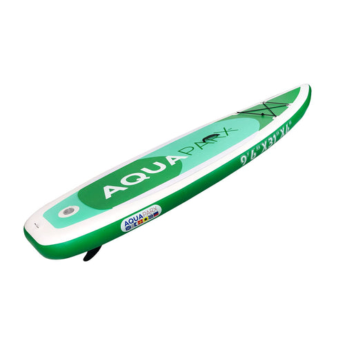 "AQUAPARX™ 9'6"" 275 iSUP (single layer) 10cm (Green)*"