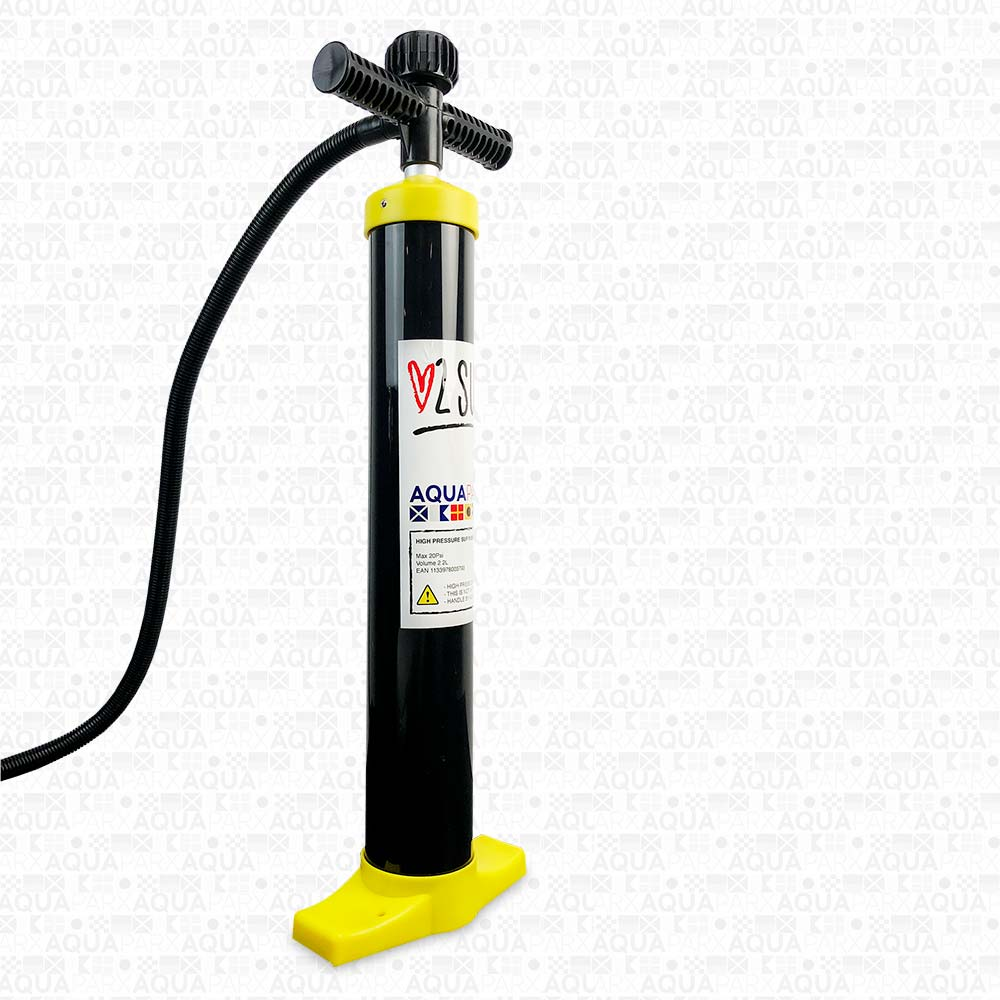 AQUAPARX™ ❤️2SUP - High Pressure SUP Pump