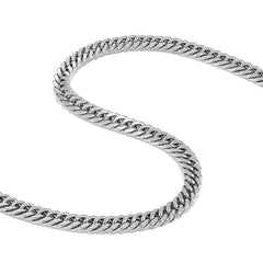 Urban Jewelry 316 Stainless Steel Men's Chain Necklace Statement Piece (18,21,23 inches)