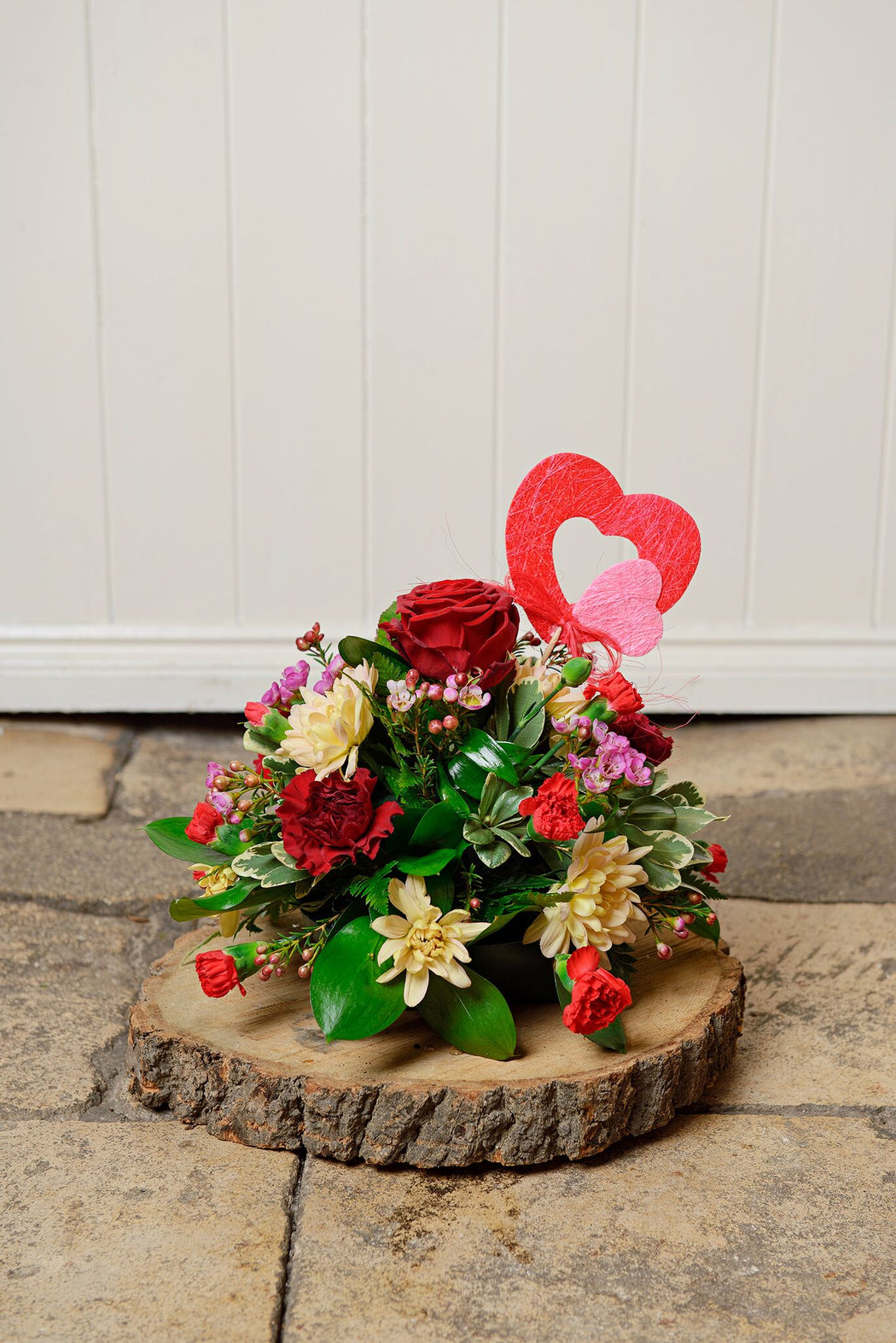 Endless love Arrangement - Helens Flowers Grantham
